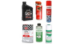 LUBRICATING OILS & VARIOUS