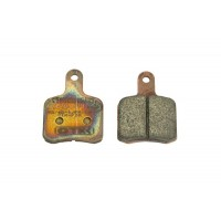 Sintered brake pad (2 Pieces)