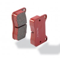 BSM rear brake caliper's pad (2 Piece)