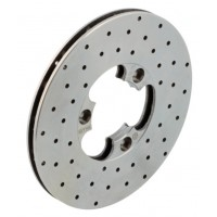 RIGHT BS5 Self-ventilated front brake disk Ø 140 mm
