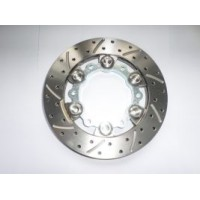 REAR BRAKE DISK V 80X180X16G FLOAT ASSY.