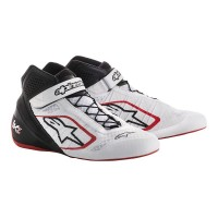 TECH-1 KZ SHOE WHITE ALPINESTARS