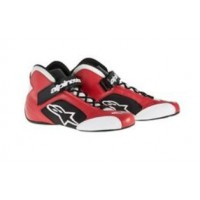TECH-1 K SHOE RED ALPINESTARS