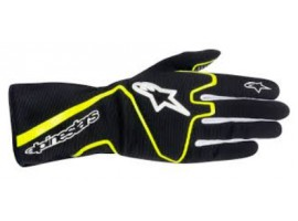 BLACK FLUO YELLOW ALPINESTARS TECH 1-K GLOVE