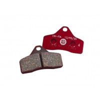 Front brake pad KZ BSS (2 pieces)
