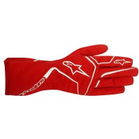 RED ALPINESTARS TECH 1-K RACE GLOVE