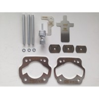 TM 60CC MINI ACCESSORIES AND CONTROL TEMPLATES KITS