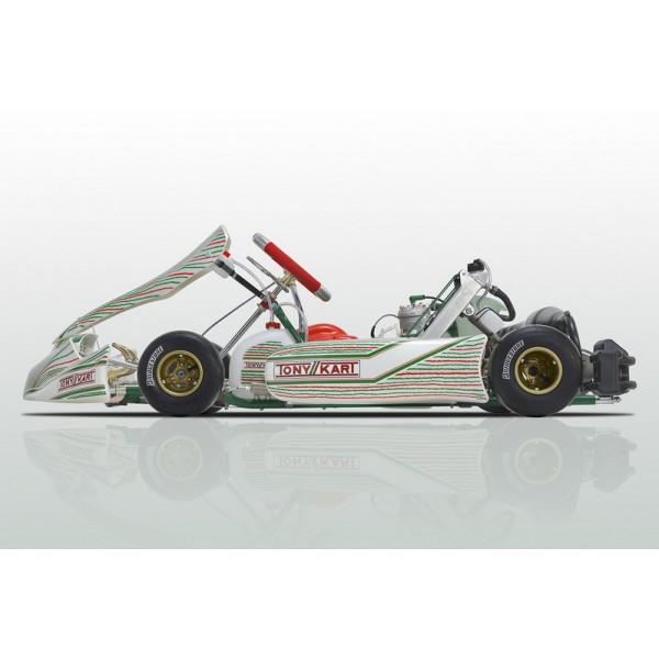 RACER 401S KZ - GearBox