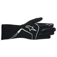 BABY BLACK ALPINESTARS TECH 1-K RACE S GLOVE