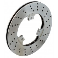 Self-ventilated rear brake disk Ø 180 x 13 mm