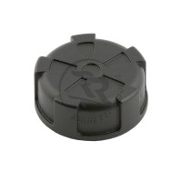 CAP FOR PETROL TANK, BLACK COLOR