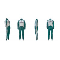 Tonykart Racing Suit Omp 2019