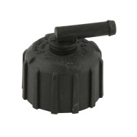 PLASTIC CAP FOR WATER RADIATOR